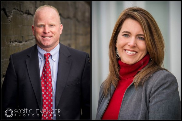 Not So Corporate Portraits by Scott Clevenger Photography