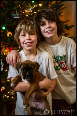 Merry Christmas from Scott Clevenger Photography