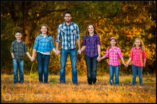 Family Portraits - Scott Clevenger Photography