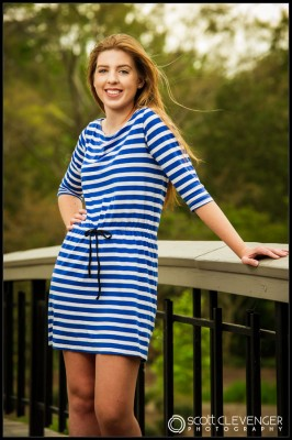 Senior Portraits - Scott Clevenger Photography