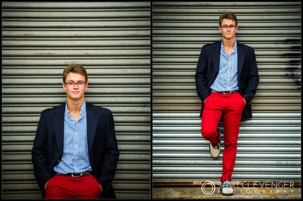 Senior Portraits by Scott Clevenger Photography