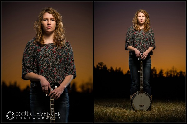 Senior Photos by Scott Clevenger Photography