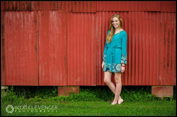 Senior Photography by Scott Clevenger Photography