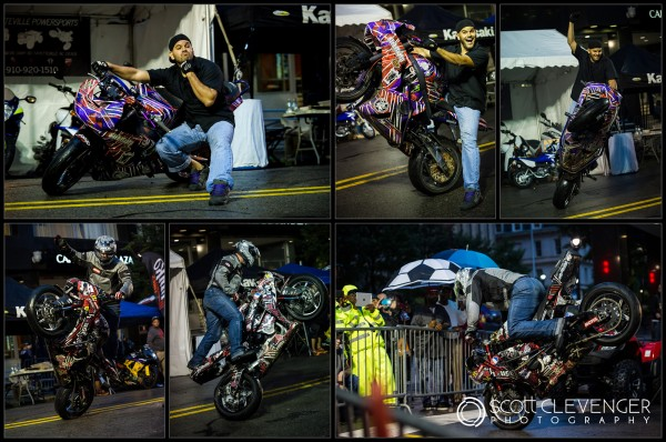 Capital City Bike Fest by Scott Clevenger Photography