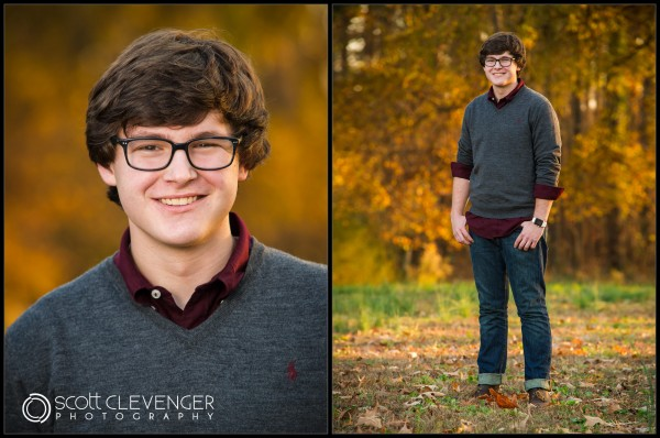 High School Senior Photography by Scott Clevenger Photography